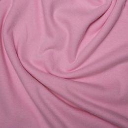 Jersey Cotton Fabric   Pink