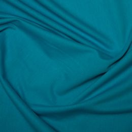 Jersey Cotton Fabric   Turquoise