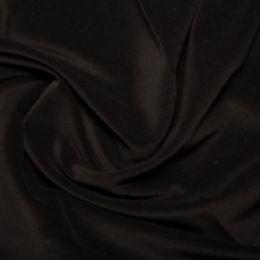 Classic Cotton Velvet Fabric | Black