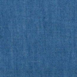 4oz Premium Washed Denim | Mid Blue