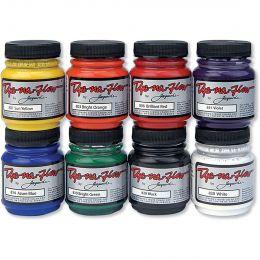 Dye-Na-Flow Paint, 8 Colour Set