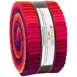 Kona Cotton Fabric Roll Up | Paradise Palette