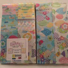 Fabric Strip Pack | Some Bunny Loves You