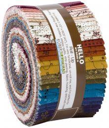 Robert Kaufman Fabric Roll Up | Mill Pond