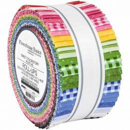 Robert Kaufman Fabric Roll Up | Flowerhouse Basics Sweet