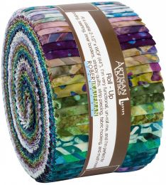 Robert Kaufman Fabric Roll Up | Modern Twist Batik