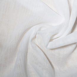 Muslin Fabric Egyptian Cotton | White