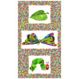 The Very Hungry Caterpillar Fabric | Original Panel