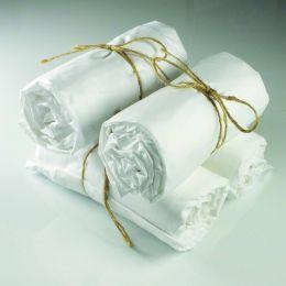 White Egyptian Cotton Fabric Bundles