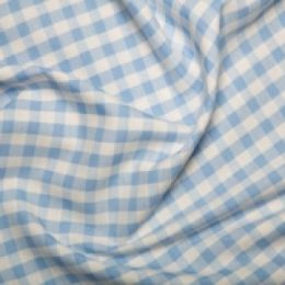 Extra Wide Gingham | Blue