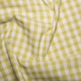 Extra Wide Gingham | Lime