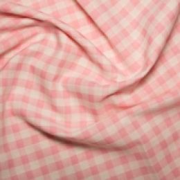 Extra Wide Gingham | Pink