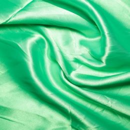 Satin Lining Fabric | Flo Lime