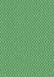 Geometrix Fabric | Half Hex Green