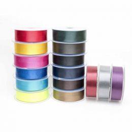 Gloss Premium Herringbone Webbing | Various Shades - Empress Mills