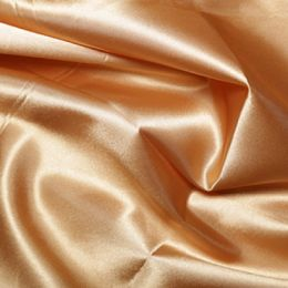 Satin Lining Fabric | Gold