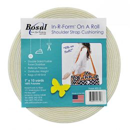 Inch Wide Bosal In R Form Bag Strapping - Empress Mills