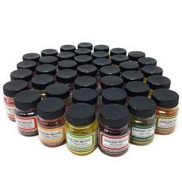 Jacquard Procion Dye Set | 40 Shade Bumper Pack