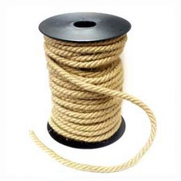 Jute Jumbo Cord. Natural Jute, heavyweight & high strength.