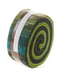 Robert Kaufman Fabric Roll Up   Prisma Rainforest