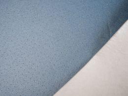 Luminex Blue With Felt Back & Hole Punched