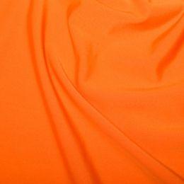 Lycra Fabric All Way Stretch | Flo Orange