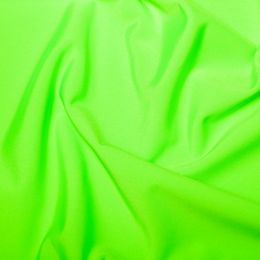 Lycra Fabric All Way Stretch | Lime