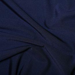 Lycra Fabric All Way Stretch | Navy