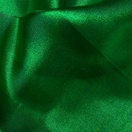 Metallic Organza Fabric | Emerald