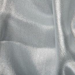 Metallic Organza | Silver