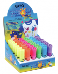Neon Shades Fabric Paint Pens, 20ml - Safe & Non Toxic