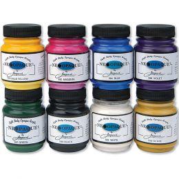 Jacquard Neopaque Paint, 8 Colour Set