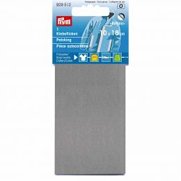 Reflective Patching, Self Adhesive, 10 x 18cm, Silver | Prym