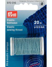 Elastic Sewing Thread | 20m | Light Blue