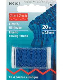 Elastic Sewing Thread | 20m | Royal Blue