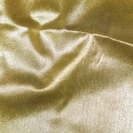 Paper Lame Fabric | Gold