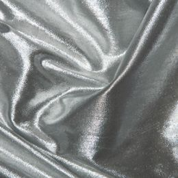 Paper Lame Fabric | Silver