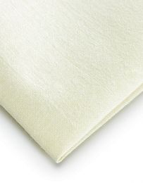 """Plain Weave Poly/Cotton - Ivory 