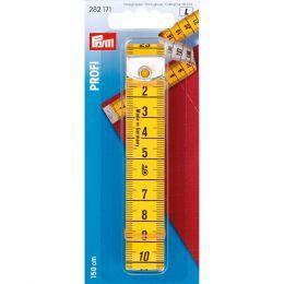 Professional Tape Measure   Metal Tipped 150cm   Prym