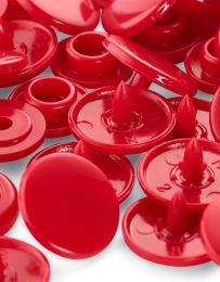 Round Colour Snap Press fasteners by Prym