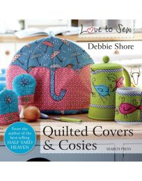 Quilted Covers & Cosies - Debbie Shore