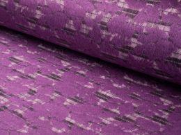 Wool Blend Fabric   Raised Damask Effect