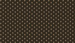 Riviera Rose Fabric | Set Daisies Black
