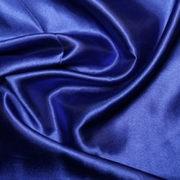 Satin Lining Fabric   Royal