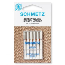 Schmetz Ballpoint / Jersey Machine Needles | Sizes 70 - 100