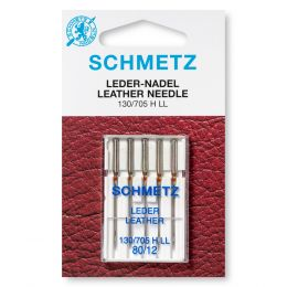 Schmetz Leather Machine Needles - Size 80