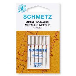 Schmetz Metallic Machine Needles | Sizes 80 - 90