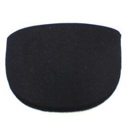Shoulder Pads Set In Black | Large