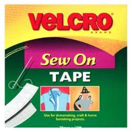 Sew On VELCRO® Brand Fasteners   20mm