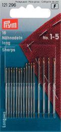 Sharps Gold Eye, Asst No. 1-5 | Prym